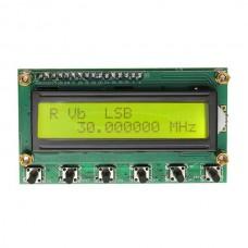 DDS Signal Generator AD9850 AD9851 6 Bands 0~55MHz Digital Shortwave Radio
