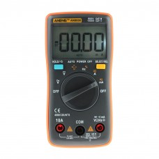 ANENG AN8000 Digital Multimeter AC/DC Auto Range Ohm Ammeter Tester LED