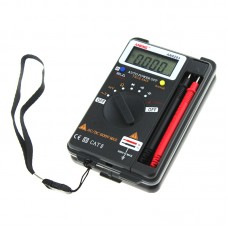 AN8203 Mini Digital Frequency Multimeter Integrated Handheld Pocket AC/DC