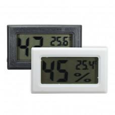 Digital Cigar Hygrometer Thermometer Humidity Monitor Meter for Humidor