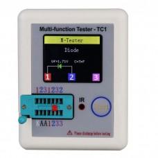 3.5inch Colorful Display Multi-functional TFT Backlight Transistor Tester for Diode Triode Capacitor Resistor Transistor LCR ESR NPN PNP MOSFET