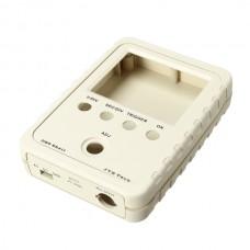 DIY White Housing Plastic Case For DSO Shell DSO150 Oscilloscope Kit