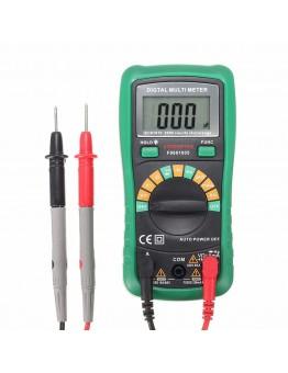 MS8233D Pro Digital Multimeter AC/DC Ammeter Resistance Capacitance LCD Tester