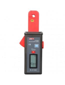 UNI-T UT258A DC/AC Clamp Leaker Meter Sensitivity Leakage Current Tester Ammeter Ampere Analog Meter Amperemeter