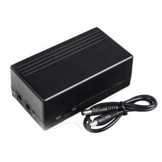 5V2A 22.2W UPS Uninterrupted Power Supply Alarm System Security Camera Dedicated Backup Power Supply