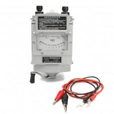 1000M  1000V Megger Meter Insulation Tester Resistance Meter