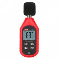 UNI-T UT353 Mini Digital Sound Level Meter 30-130dB Instrumentation Noise Decibel Monitoring Tester