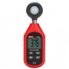UNI-T UT383 Digital Mini Lux Light Meters Environmental Testing Equipment Handheld Type Luxmeter Illuminometer